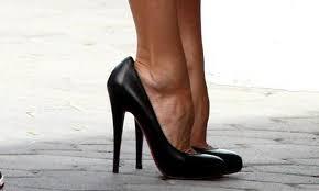 высокие каблуки