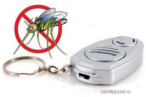 Как избавиться от комаров на участке