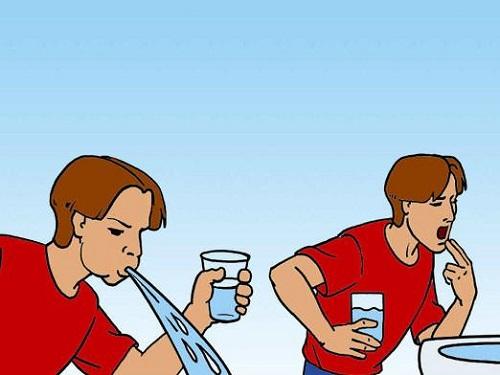 Promyvanie zheludka pri otravlenii alkogolem