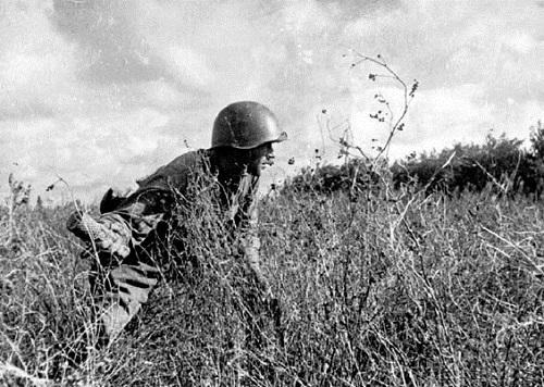 О чем говорят военные фотографии?