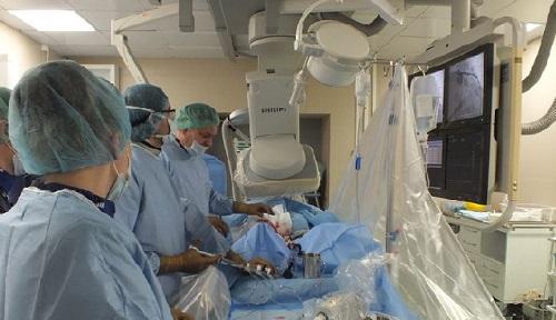 Procedura provedeniya koronarografii