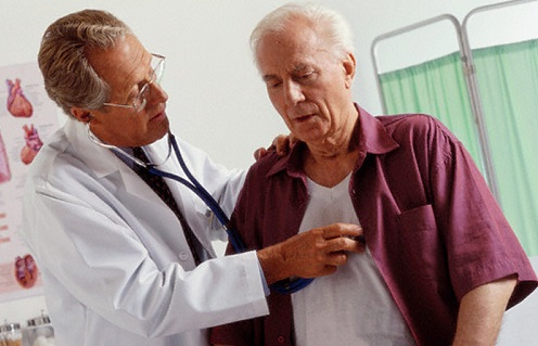 Obsledovanie u kardiologa