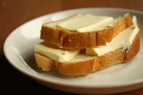 Buterbrod so slivochnym maslom