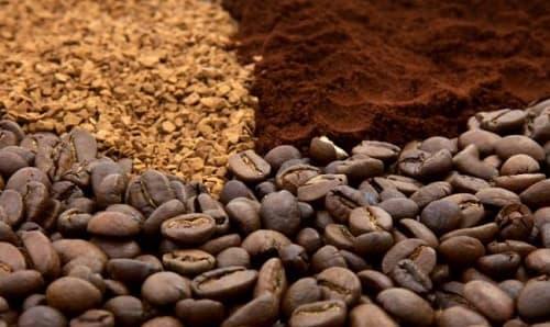Vidy rastvorimomgo kofe