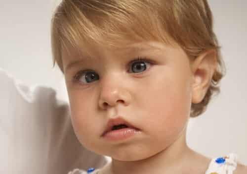 Kosoglazie u detej