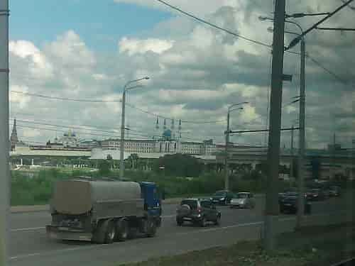 gorod Kazan'