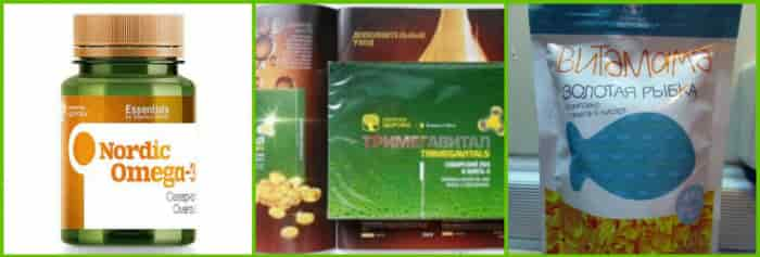 Omega-3 - produkty ot Sibirskogo zdorov'ya