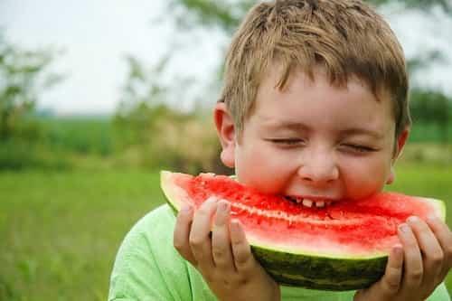 Priznaki otravleniya arbuzom u detej
