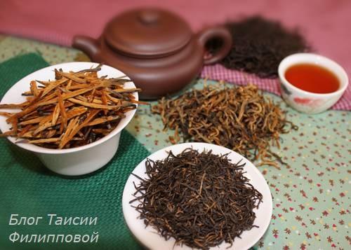 Krasnyj kitajskij chaj