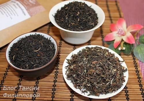 Черный чай – полезные свойства и вред. Виды черного чая