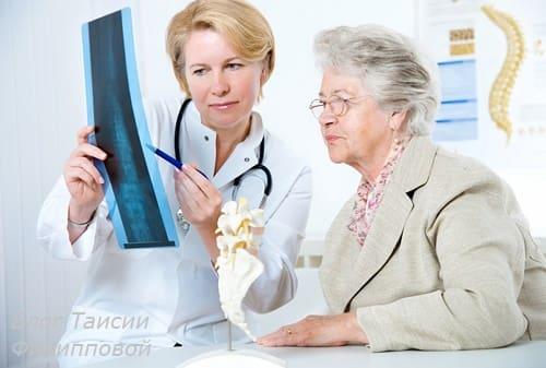 Osteoporoz u zhenshchin - simptomy i lechenie
