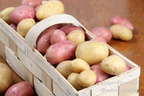 Poleznye svojstva kartofelya pri pohudenii