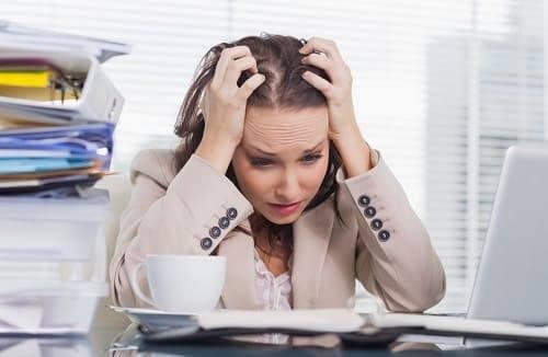 Bol'shaya zagruzhennost' na rabote vedet k stressu