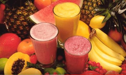 Что такое смузи - рецепты витаминных овощных напитков