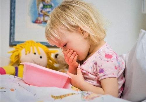 Norovirusnaya infekciya u detej