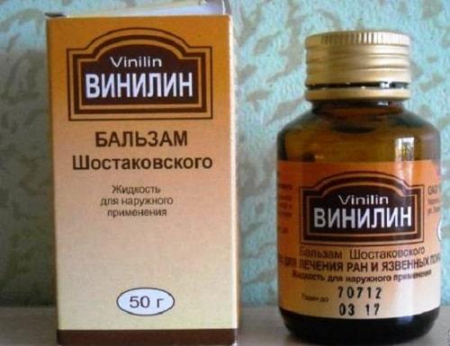 Vinilin (Bal'zam SHostakovskogo)