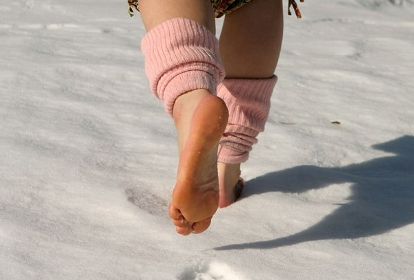 bosikom-po-snegu