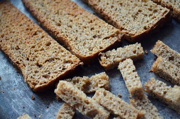 Что делать с хлебом с плесенью