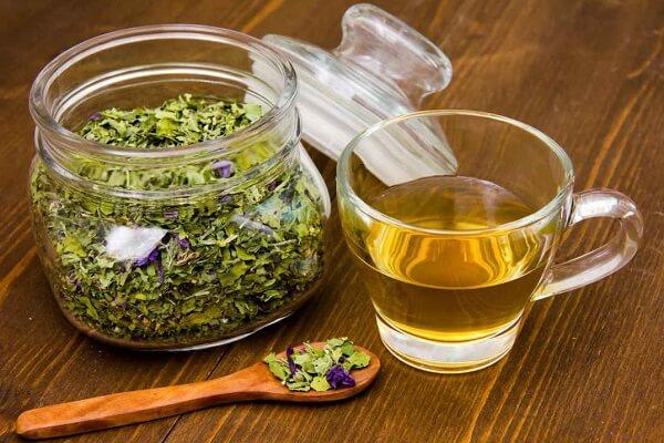 Лекарственные травы при мигрени